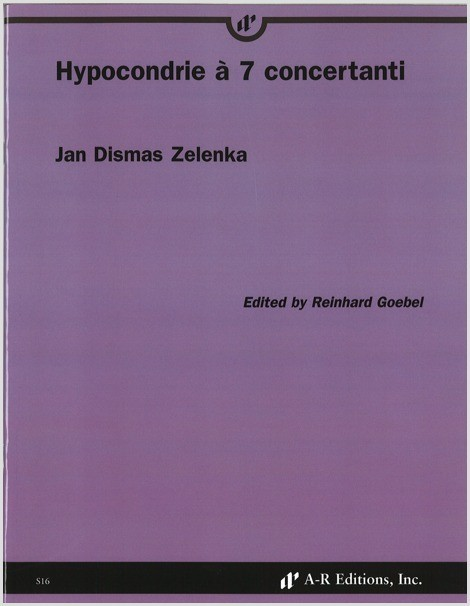 Zelenka: Hypocondrie à 7 concertanti