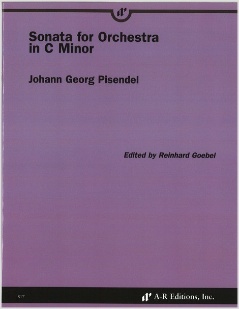 Pisendel: Sonata for Orchestra in C Minor