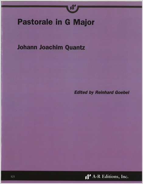 Quantz: Pastorale in G Major