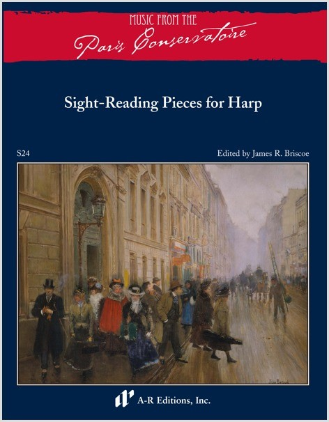Sight-Reading Pieces for Harp