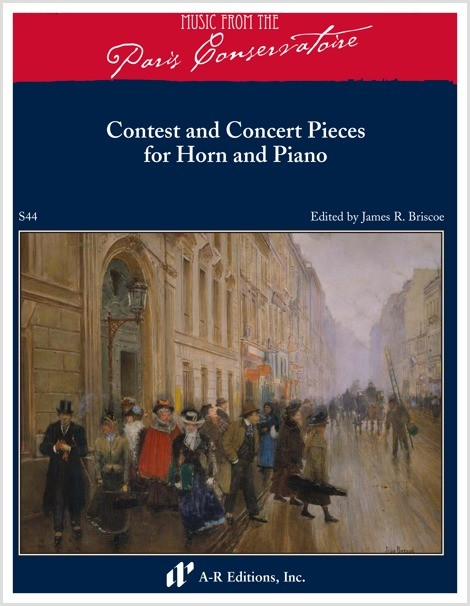 Contest Pieces for Horn and Piano
