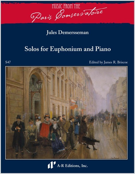 Demersseman: Solos for Euphonium and Piano