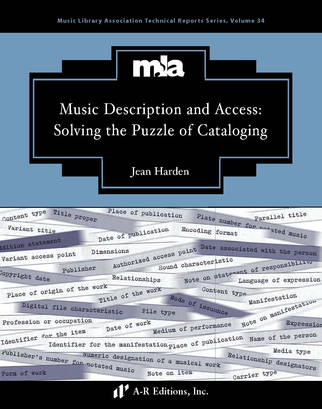 Harden: Music Description and Access