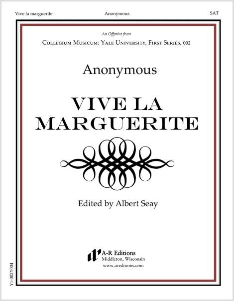 Anonymous: Vive la marguerite