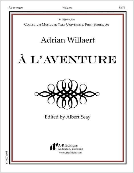 Willaert: À l'aventure