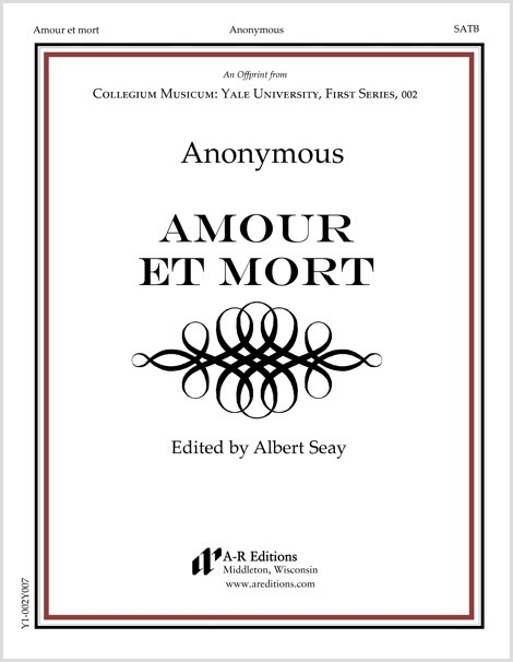 Anonymous: Amour et mort