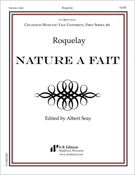 Roquelay: Nature a fait