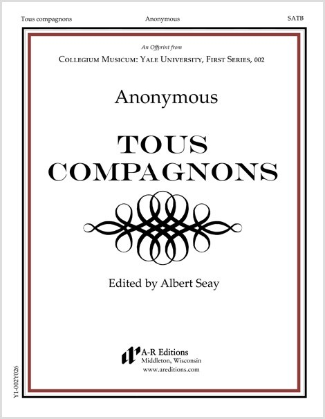 Anonymous: Tous compagnons