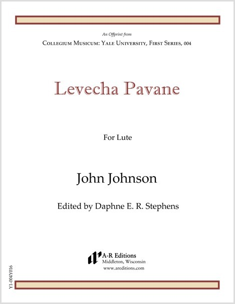 Johnson: Levecha Pavane