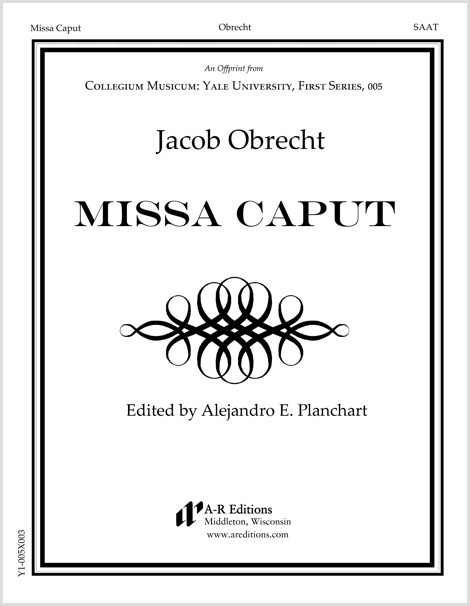 Obrecht: Missa Caput
