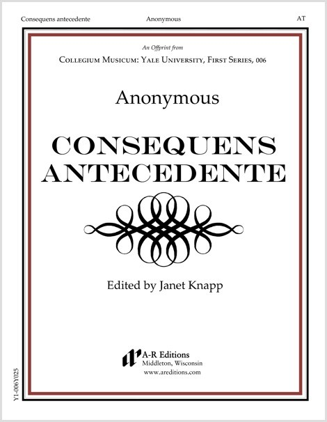 Anonymous: Consequens antecedente