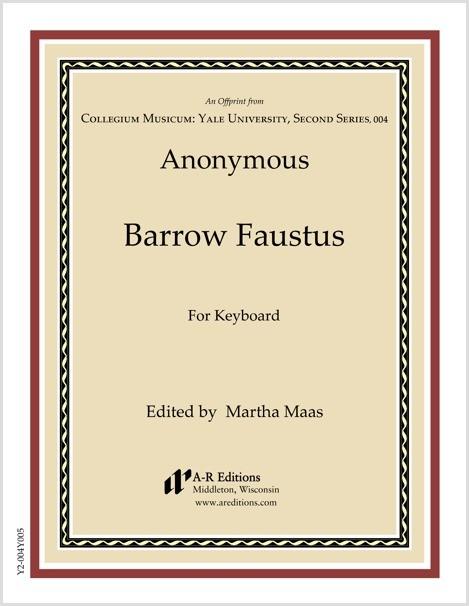 Anonymous: Barrow Faustus