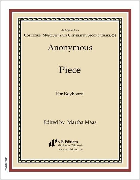 Anonymous: Piece