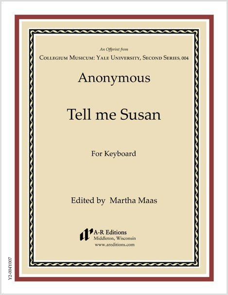 Anonymous: Tell me Susan