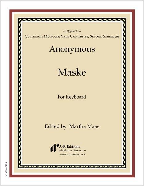 Anonymous: Maske
