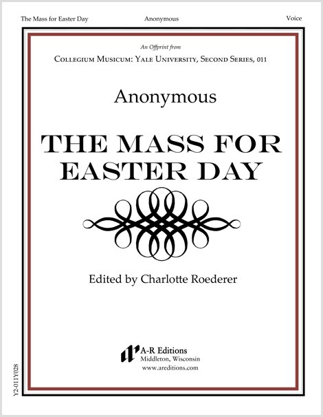 Anonymous: The Mass for Easter Day