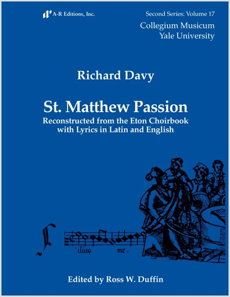 Davy: St. Matthew Passion