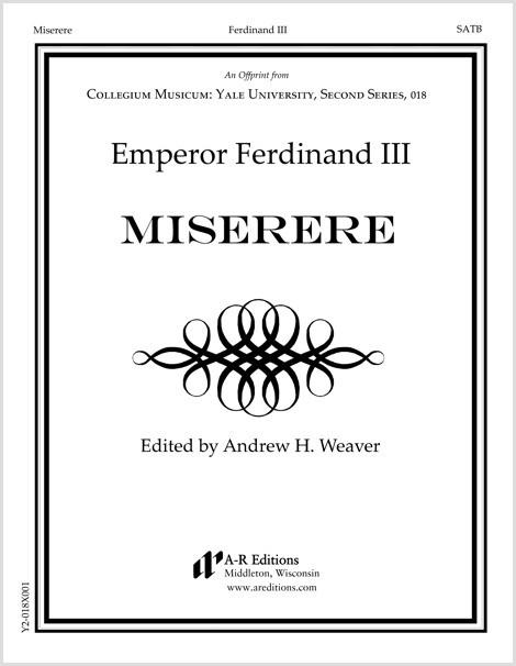 Ferdinand III: Miserere
