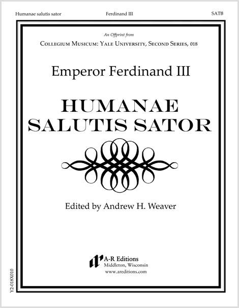 Ferdinand III: Humanae salutis sator