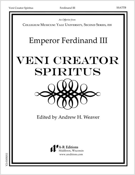 Ferdinand III: Veni Creator Spiritus