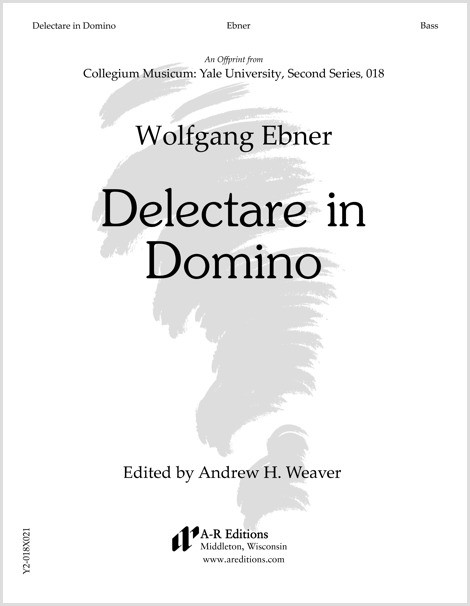 Ebner: Delectare in Domino