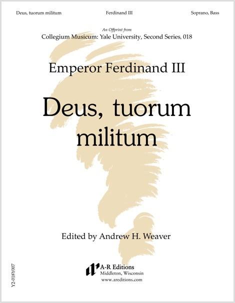 Ferdinand III: Deus, tuorum militum