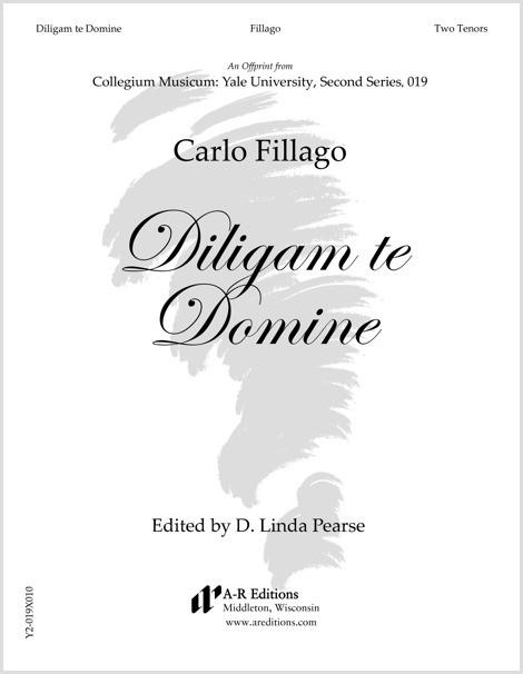 Fillago: Diligam te Domine