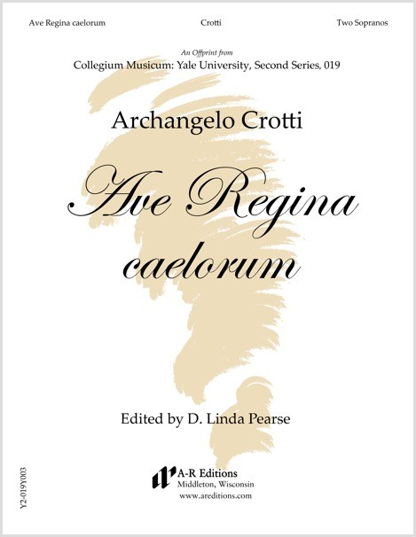 Crotti: Ave Regina caelorum