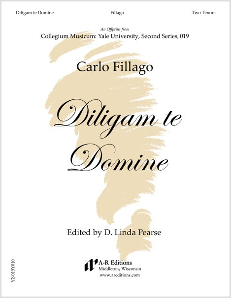 Fillago: Diligam te Domine
