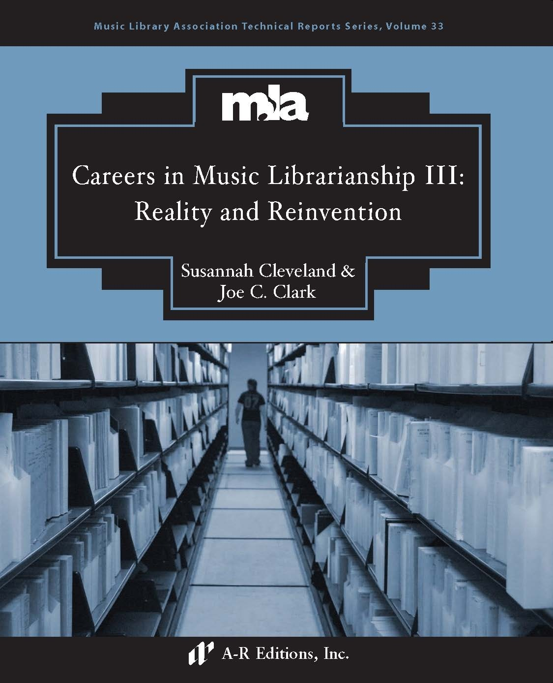 Cleveland and Clark, eds.: Careers in Music Librarianship III