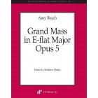 Beach: Grand Mass in E-flat Major, Opus 5