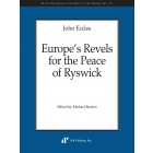 Eccles: Europe's Revels for the Peace of Ryswick
