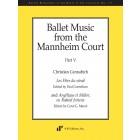 Ballet Music from the Mannheim Court, Part 5