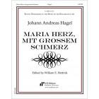Hagel: Maria Herz, mit grossem Schmerz