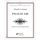 Le Jeune: Psalm 140