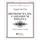 Prez: Benedicta es, caelorum regina