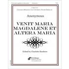 Anonymous: Venit maria magdalene et altera maria