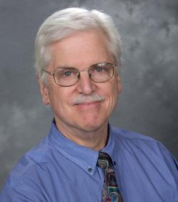 Photo of Rufus Hallmark, general editor
